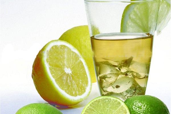 لیمو ترش و لیمو شیرین یرای لاغری شکم