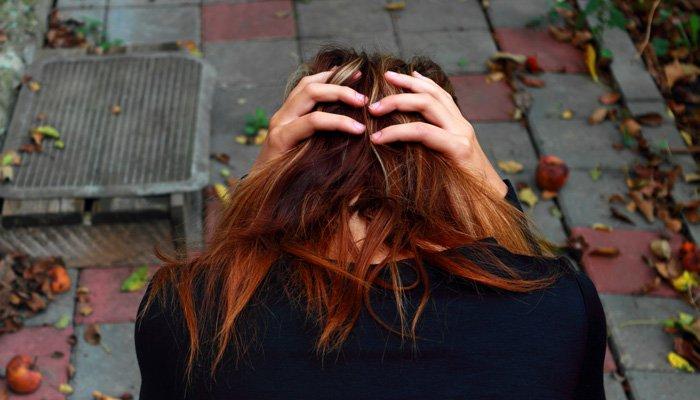 درمان لاغری ناشی از افسردگی