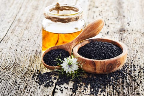 honey and black seed