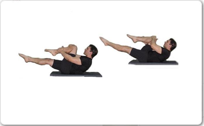 حرکات اصلاحی پای پرانتزی با کمک تقویت پا
