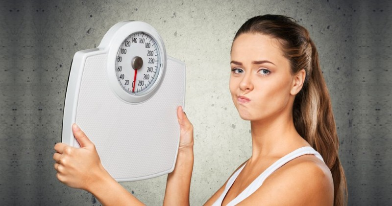 علت استپ وزن در بدنسازی