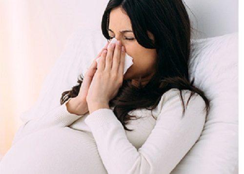 سرماخوردگی در بارداری و درمان آن با داروهای شیمیایی