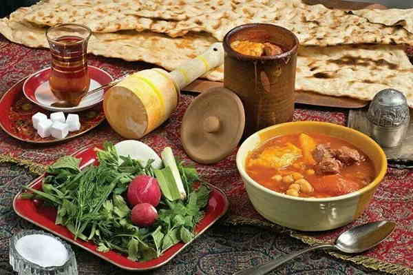 رژیم غذایی مزاج سوداوی