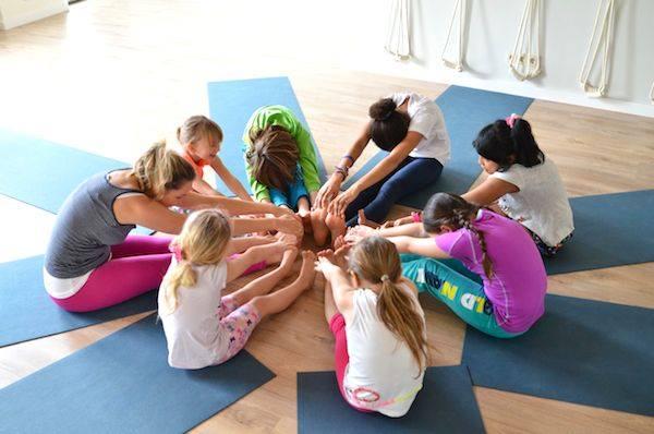 آیا یوگا برای کودکان خوب است؟