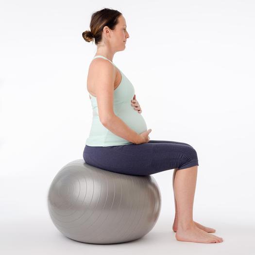 ورزش دوران بارداری برای زایمان طبیعی راحت