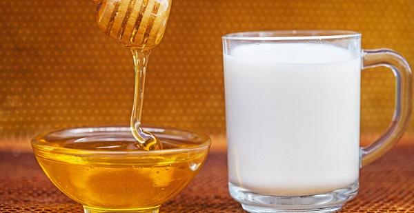رژیم لاغری با شیر و عسل
