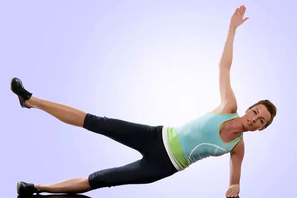 Fifth Exercise for Slimming the Thigh
