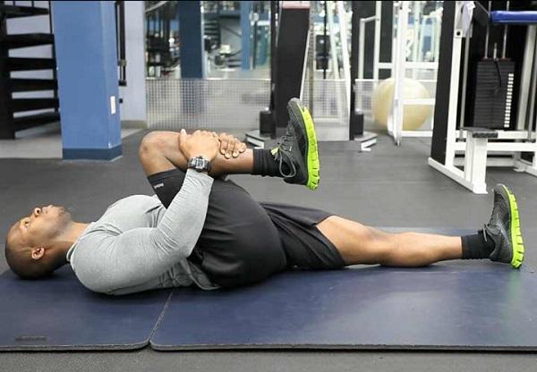 ورزش سیاتیک پا