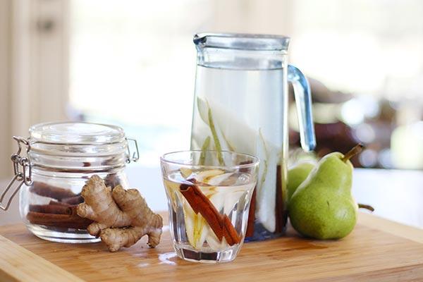 Pears,-cinnamon,-ginger