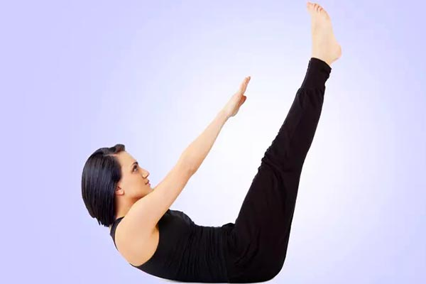 Sixth Exercise to Slim Thigh