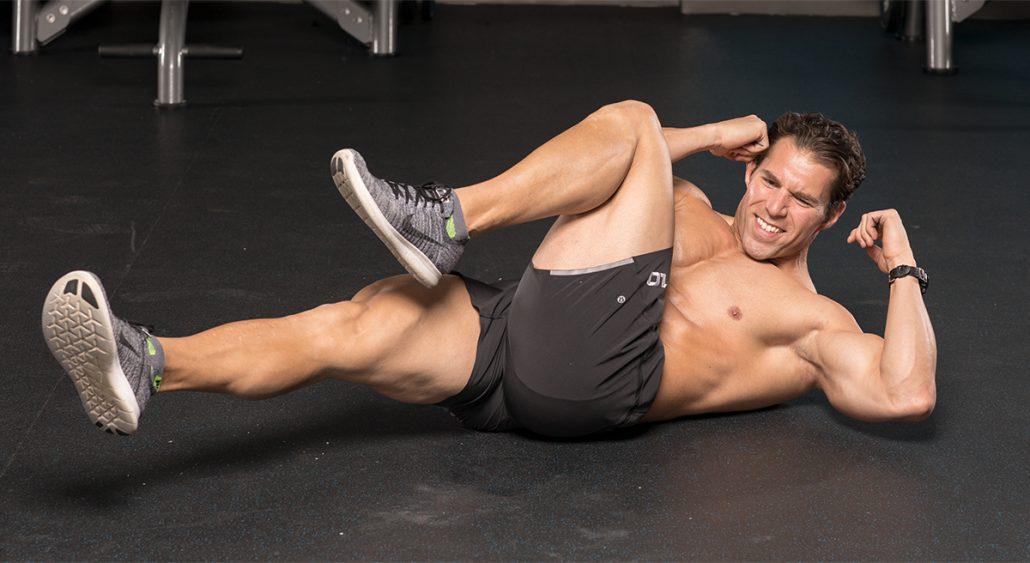 این ورزش در خانه برای لاغری شکم و پهلو فوقالعاده تأثیرگذار است.