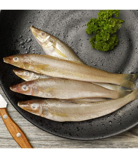 غذای خوشمزه با ماهی