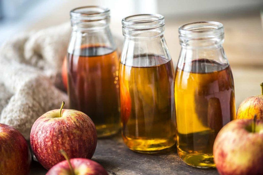 بهترین زمان مصرف سرکه سیب خوردن سرکه سیب بعد از غذا