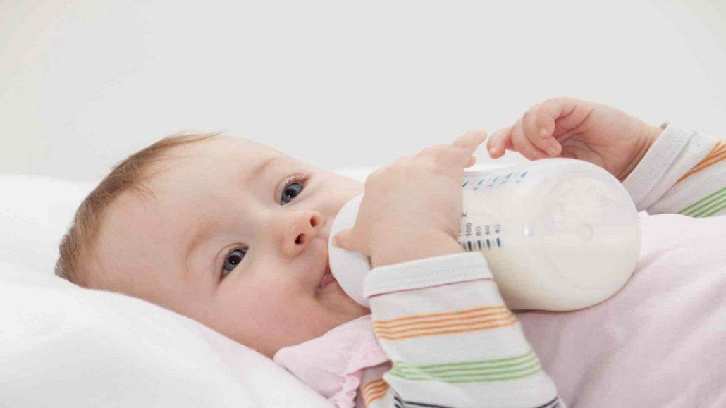 آلرژی به شیر در کودکان