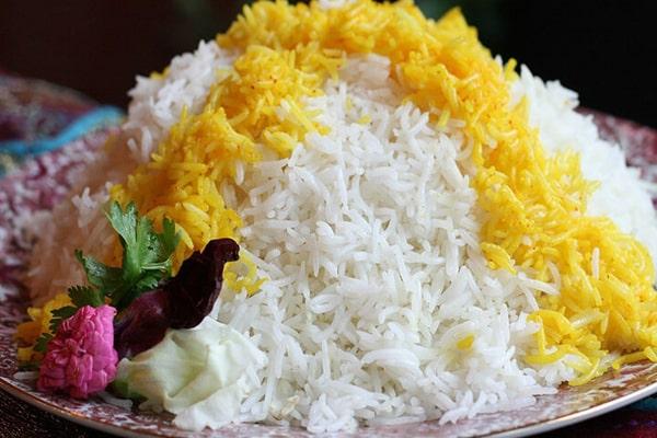 یکی دیگر از خواص برنج سفید ارگانیک نداشتن گلوتن است