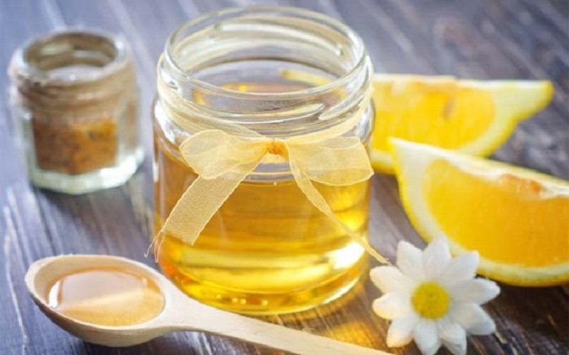 نوشیدنی چربی سوز قوی با عسل + لیموترش