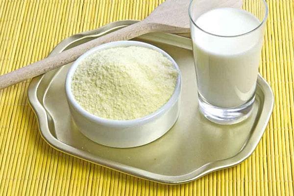 نحوه مصرف شیر خشک برای بزرگسالان