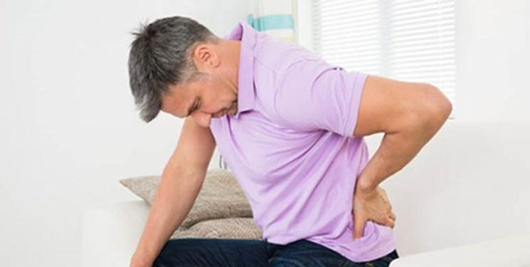 درمان گرفتگی عضلات پشت / داروی شل کننده عضلات کمر