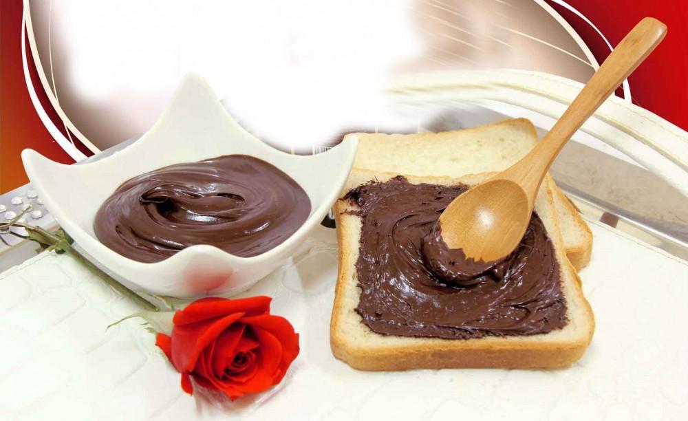 خوشمزه ترین شکلات صبحانه / طرز تهیه شکلات صبحانه با شکلات تخته ای