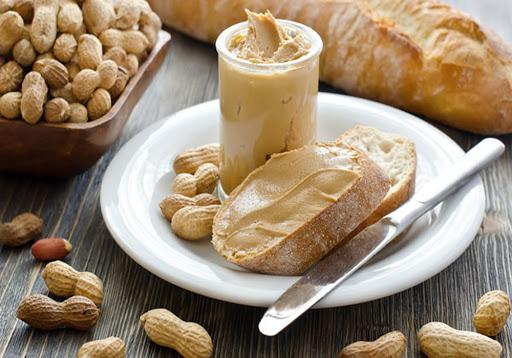 طرز تهیه کره بادام زمینی / روغن بادام زمینی / کره بادام زمینی