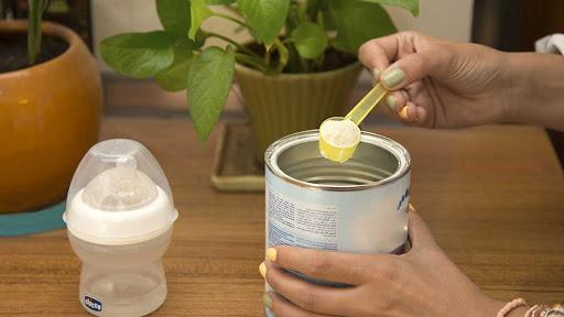 نحوه مصرف شیر خشک در بدنسازی / نحوه مصرف شیر خشک برای بزرگسالان