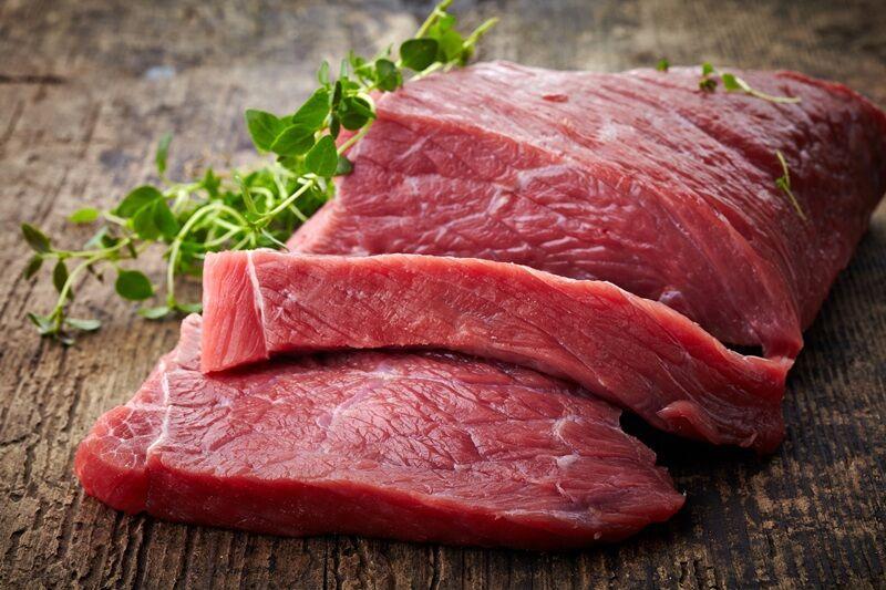 طبع گوشت شترمرغ / گوشت گاو سرد یا گرم / جگر سرد است یا گرم