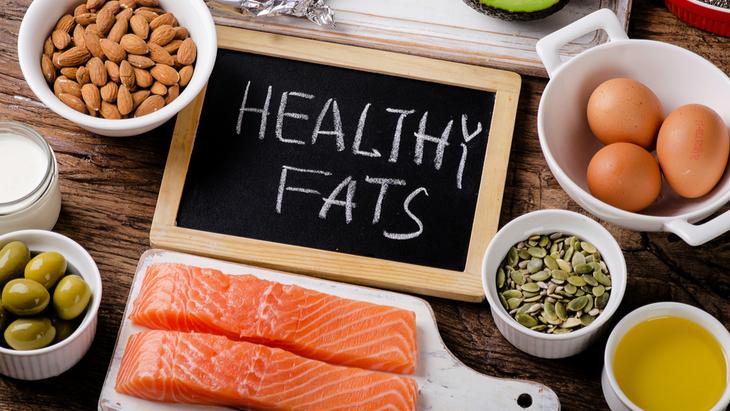 omega-3, omega-6 and omega-9 fatty acids