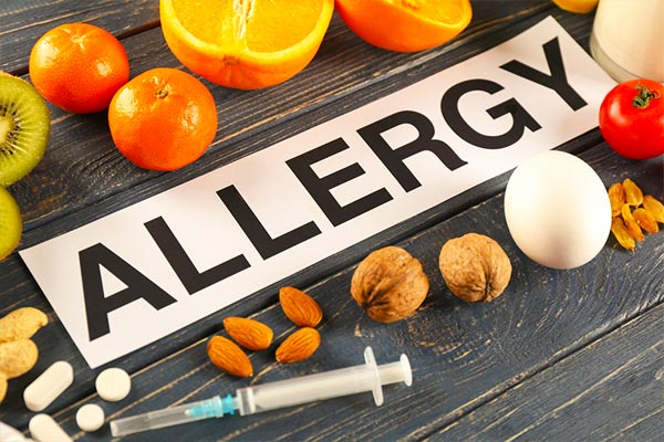 It's all about food allergies