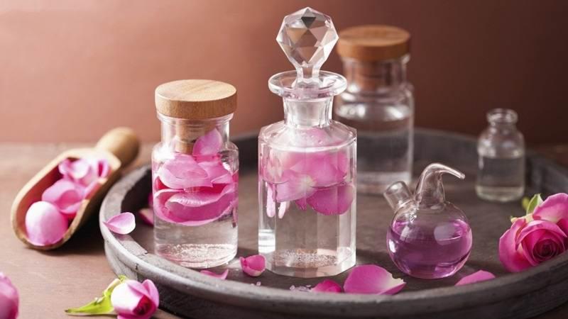 خواص گلاب برای پوست / خواص خوردن گلاب