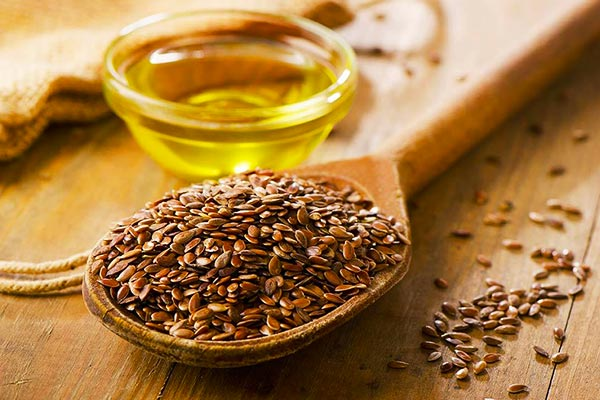 Properties of flaxseed oil