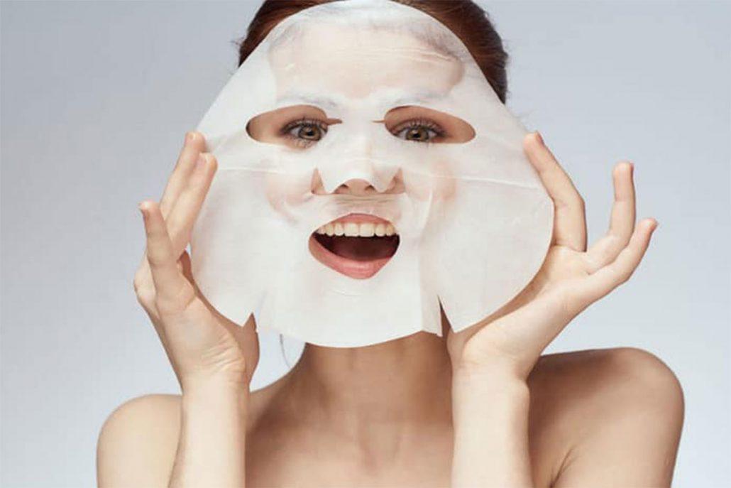 ماسک صورت برای جوش / ماسک صورت برای شفاف شدن پوست