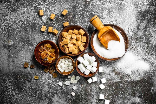 reduce sugar intake in your diet
