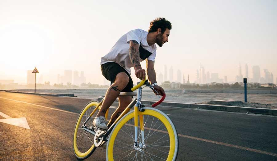 دوچرخه سواری چقدر کالری میسوزاند / کالری سوزی دوچرخه سواری