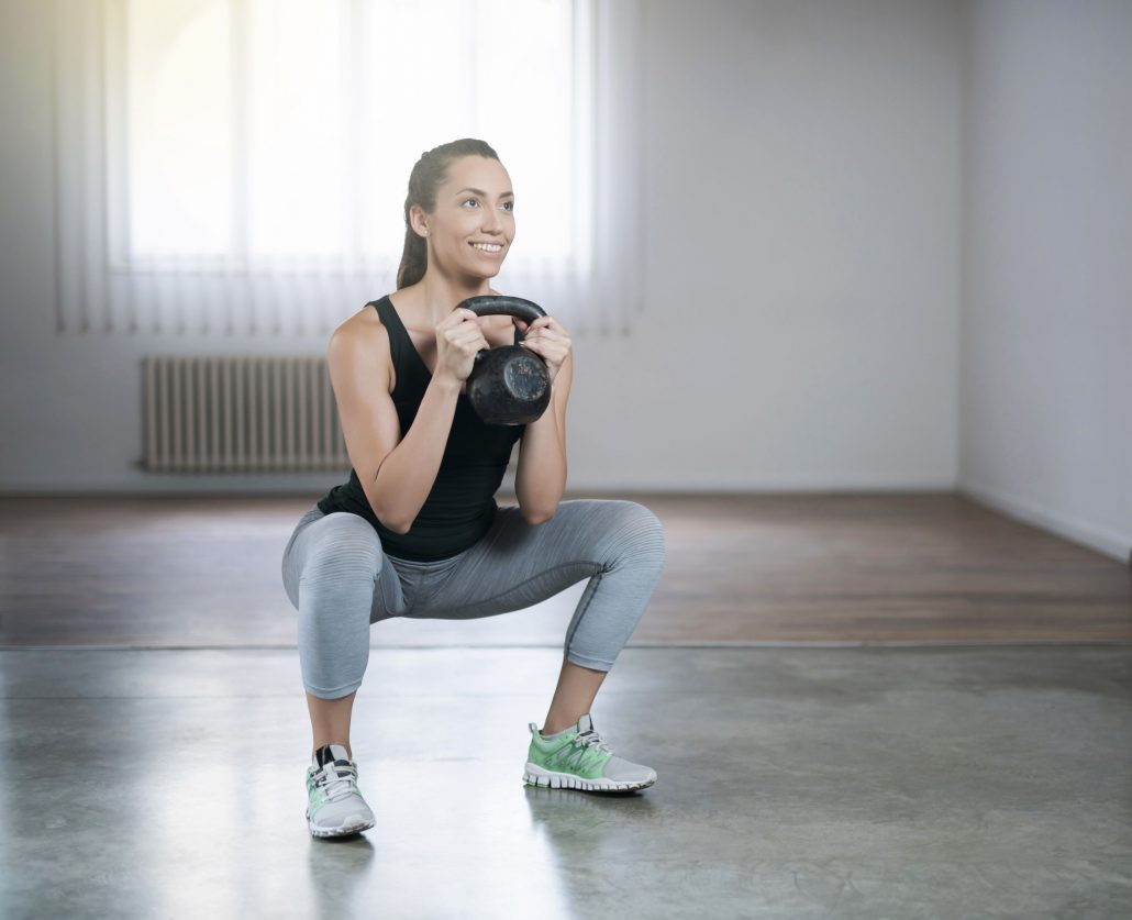 ورزش در خانه برای لاغری / برنامه ورزشی در خانه