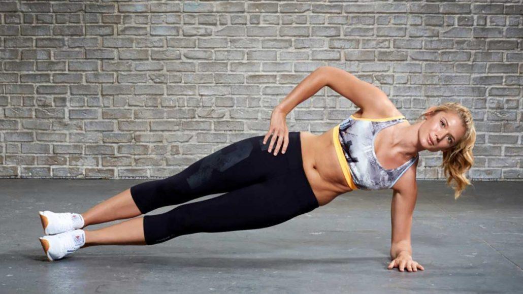 برای لاغر شدن در خانه میتوانید ورزش پل را هم در برنامه ورزش در خانه برای لاغری بگنجانید