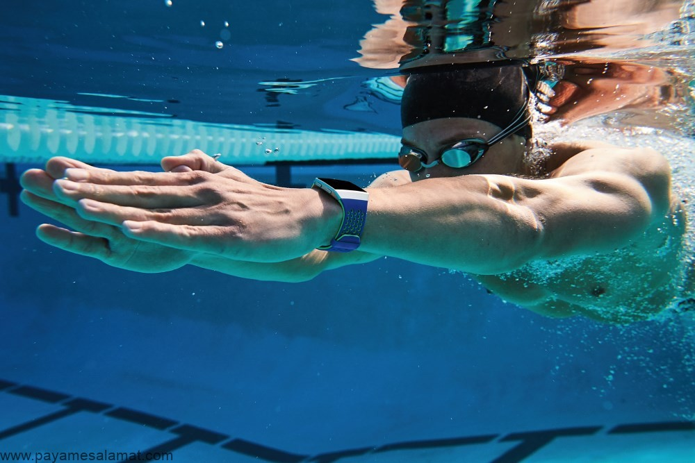 بهترین نوع شنا برای لاغری / حرکت شنا سوئدی برای لاغری شکم