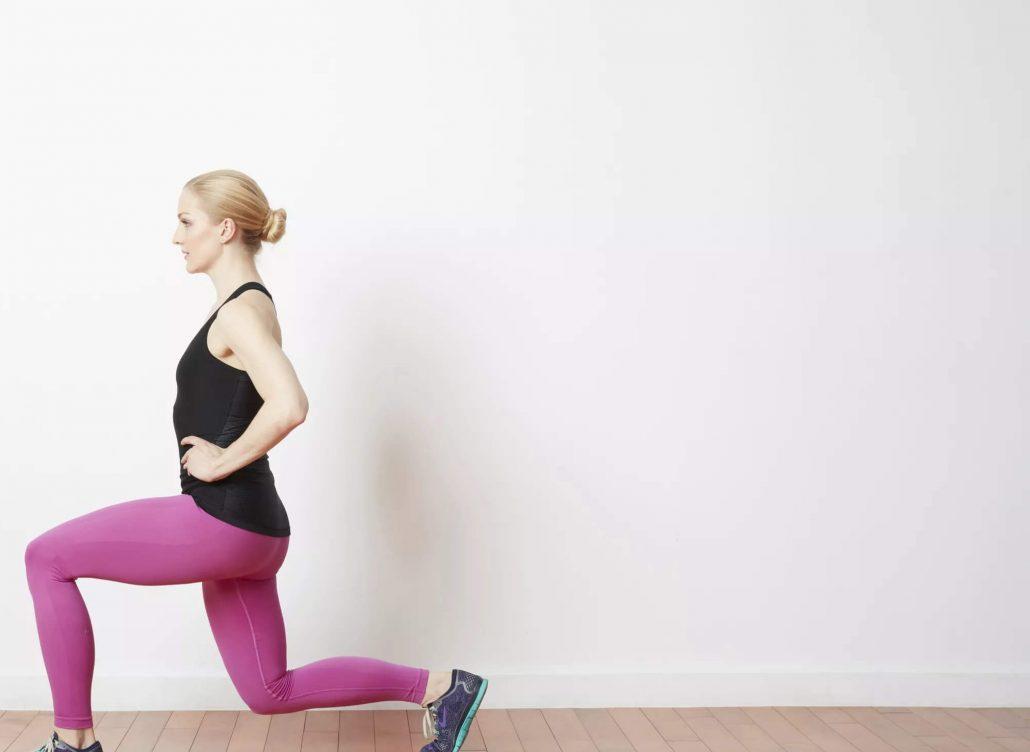 برنامه ورزش در خانه برای لاغری برای کسانی که فرصت رفتن به سالن ورزشی را ندارند