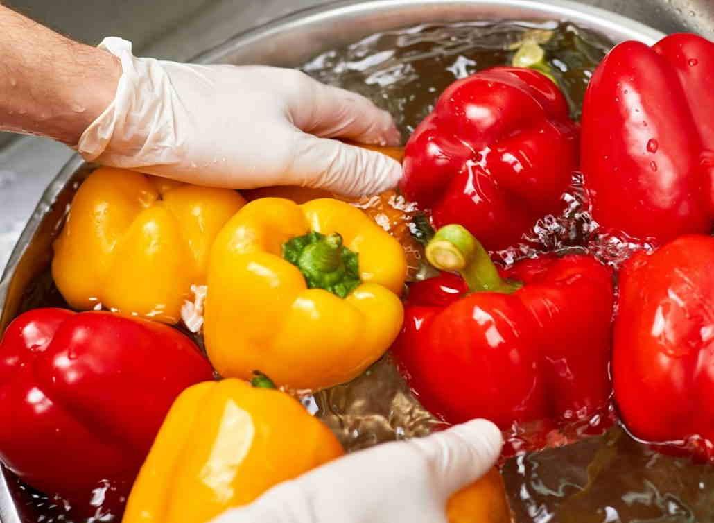 نحوه ضدعفونی کردن سبزیجات / بهترین روش ضدعفونی کردن سبزیجات