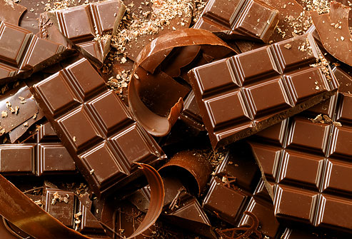 فواید شکلات تلخ برای اسپرم