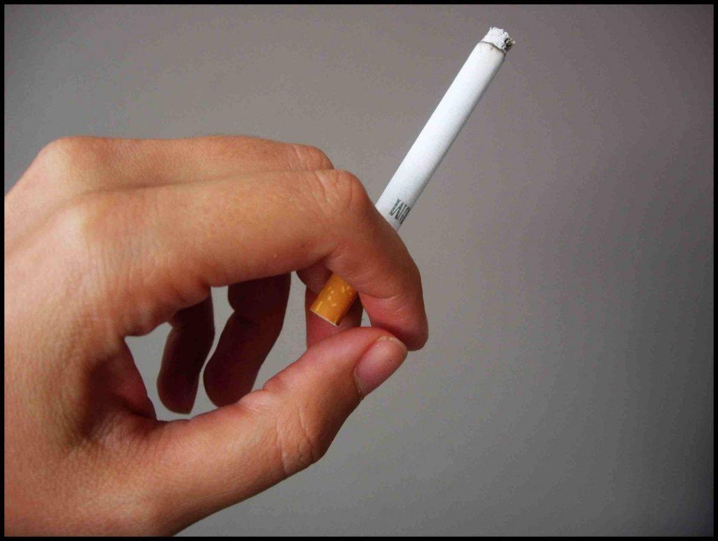 تاثیر سیگار روی معده / تاثیر سیگار در معده