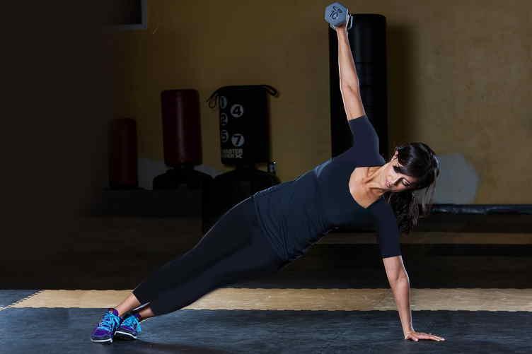 ورزش برای بالا تنه / ورزش بالا تنه در منزل