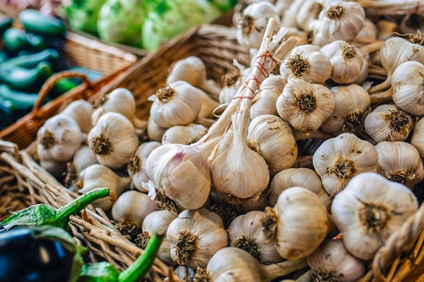 Garlic-for-fatty-liver