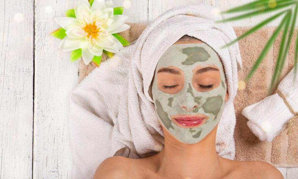 ماسک لایه بردار خانگی برای پوست چرب /