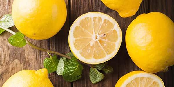 خواص کشیدن لیمو به صورت / خواص لیمو ترش برای لاغری