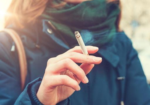 تاثیر سیگار بر لاغری صورت / عوارض سیگار بر روی پوست