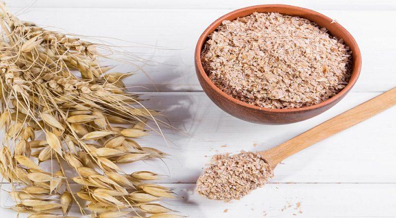 خواص سبوس گندم کمک به رفع سوءهاضمه است