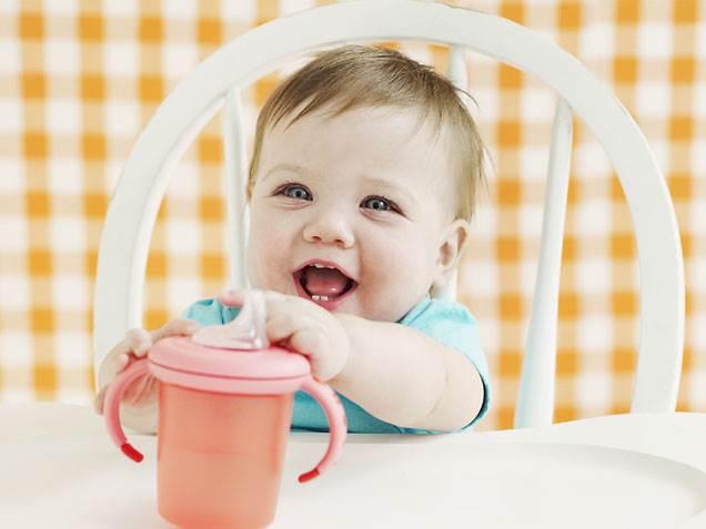 غذای بچه با غذای بزرگسال تفاوت زیادی دارد.