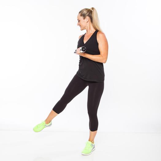 نحوه انجام حرکات ورزشی برای کمر باریک شدن
