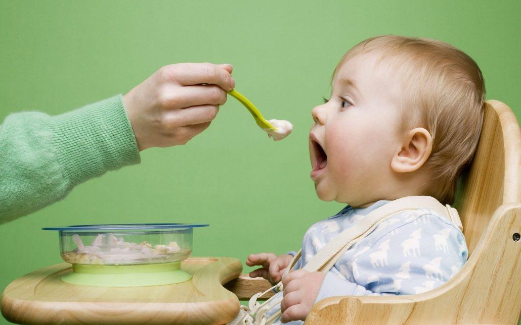 چند نوع غذا برای کودک یک ساله وجود دارد؟