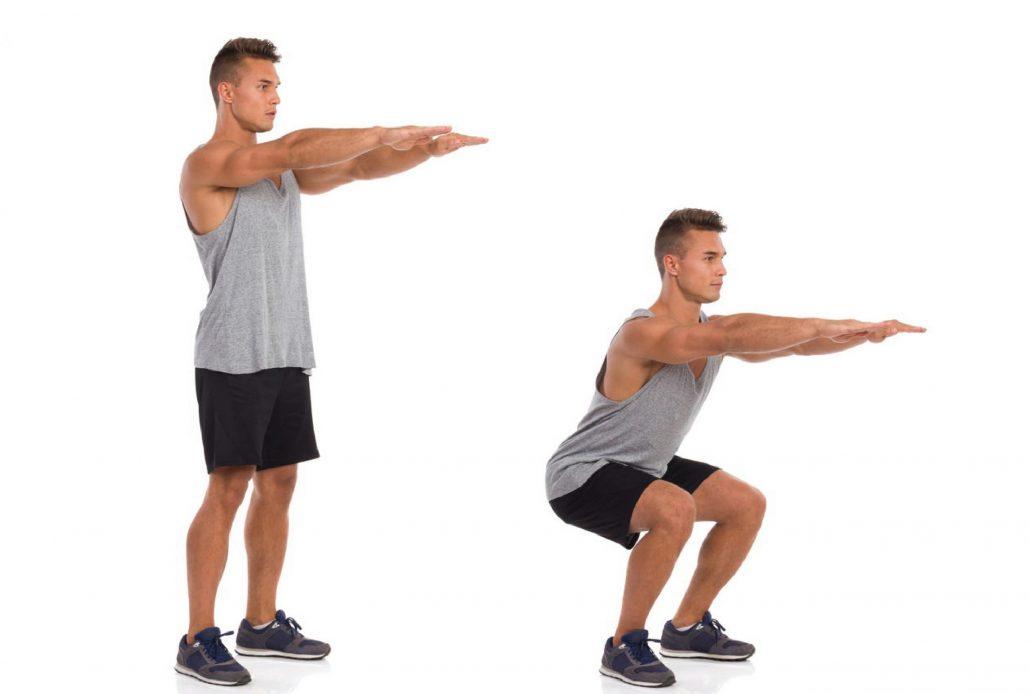 درمان سلولیت پشت ران با ورزش